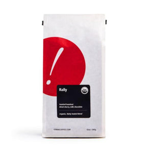Organic Whole Coffee Beans (Rally Blend) 12oz, Gimme Coffee!