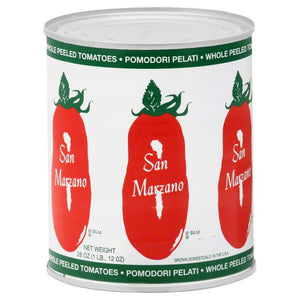 Whole Peeled Tomatoes 28 oz, San Marzano