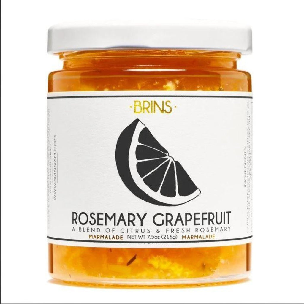 Rosemary Grapefruit 7.5 oz Jar, BRINS