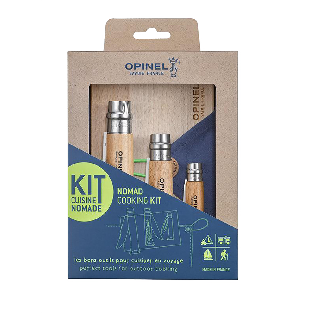Nomad Cooking Kit, Opinel
