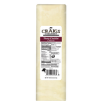 Sharp Cheddar 6 oz Cheese Block, Craig's Creamery