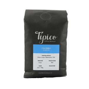 Colombia Cauca Coffee Beans, Tipico Roasters