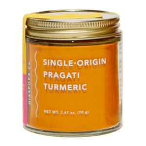 Turmeric, Diaspora Single Origin Pragati
