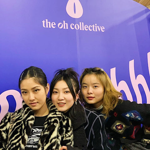 The Oh Collective at Common Rare Shanghai