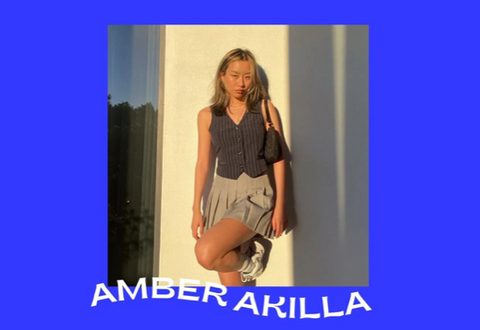 Amber Akilla for The Oh Colletive Just Like You