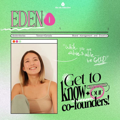 Eden Chiang Co-Founder The Oh Collective Shanghai Intimate Wellness Female