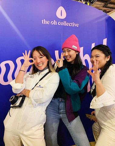 The Oh Collective at Common Rare Shanghai - community