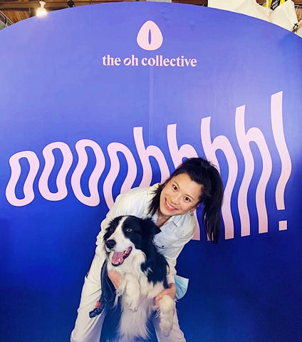 The Oh Collective at Common Rare Shanghai Winxi Cute Dog