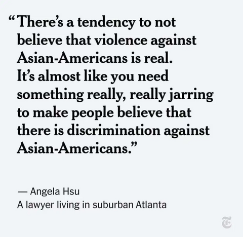 New york times #stopasianhate asian women lucy liu oversexualised objects aapi asian racism me so horny racism coined by asian women in america