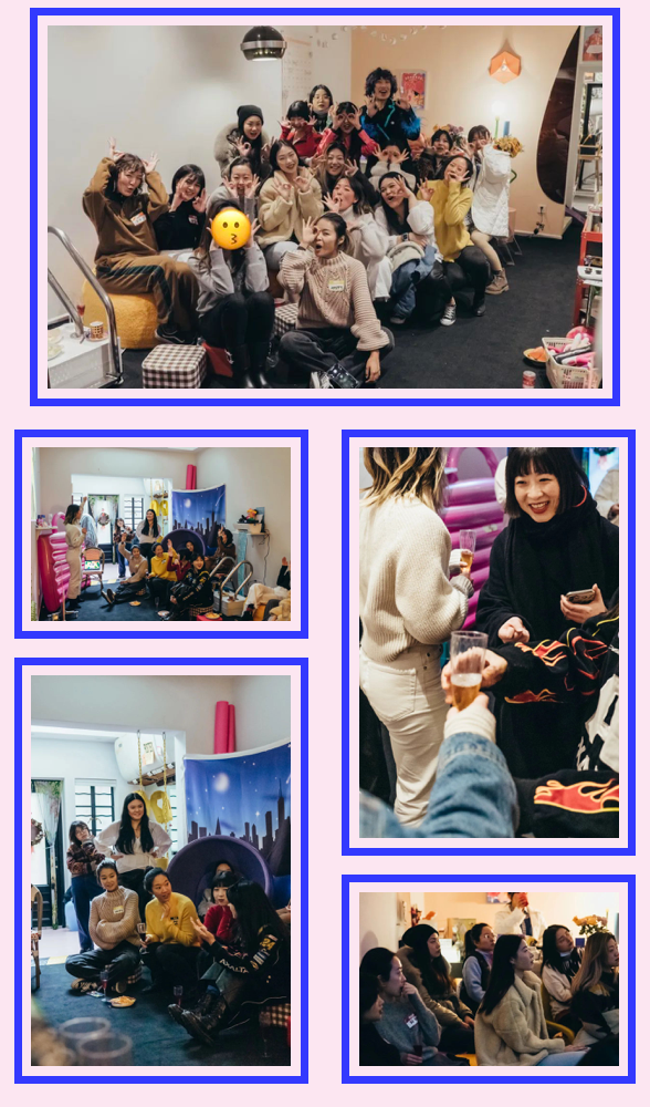The Oh Collective x Chloe Dares Event Shanghai 噢欢乐x 好好笑活动在上海 4