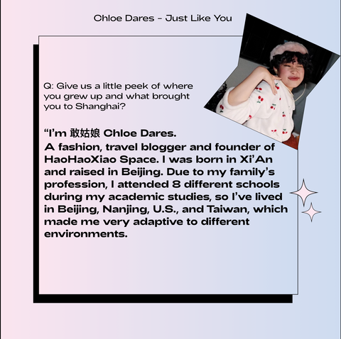 The Oh Collective - Chloe Dares Interview