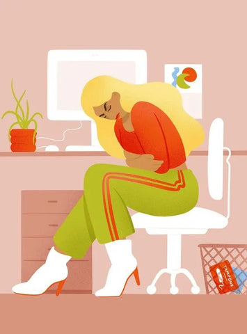 period pants, spotting before period, period pants UK, period drama, period meme, brown discharge after period, can you get pregnant after your period, cramps but no period, signs your period is coming tomorrow,