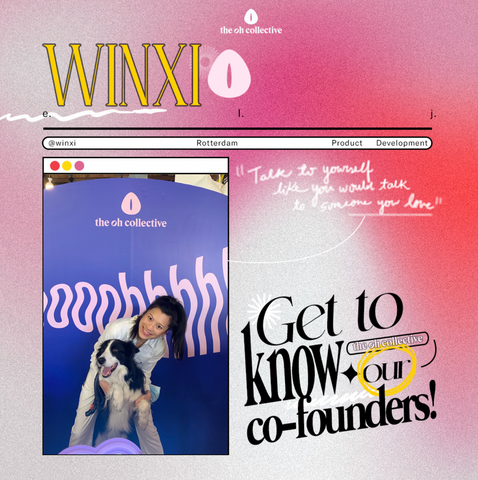 winxi kan the oh collective cofounder sex toys online female health and wellness start up shanghai amsterdam