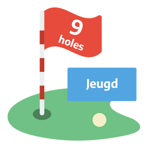 Golf Weesp - Greenfee Jeugd 9 holes