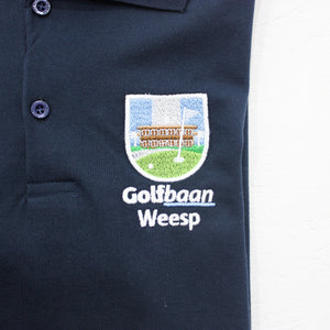 Golf Weesp - Polo - Blauw