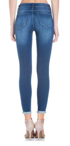 Cello Jeans Pull-on, Dark wash