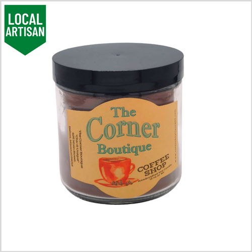 Soy Candle | Coffee Shop 12 oz