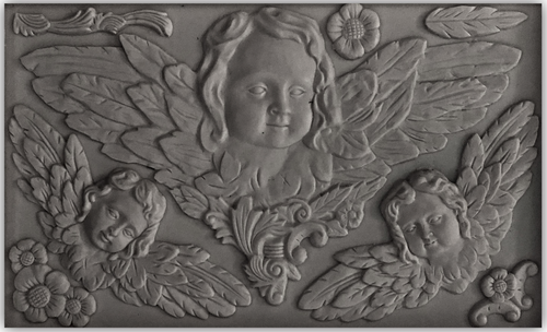IOD | Mould | Cherubs