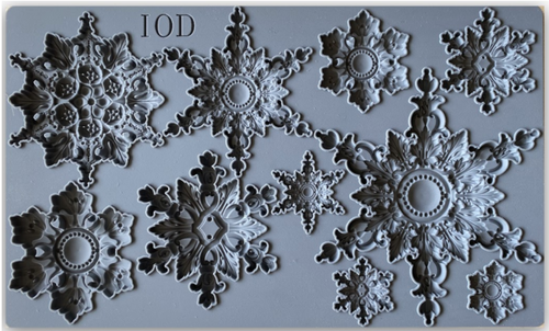 IOD | Mould | Snowflakes