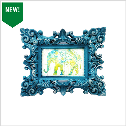 Elephant Art in Frame
