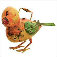 Load image into Gallery viewer, Iron Watering Can | Bird