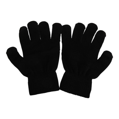 Front - FLOSO Womens/Ladies Touch Screen Gloves