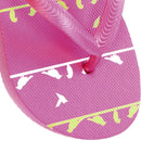 Pink - Back - FLOSO Childrens-Kids Girls Bird Flip Flops