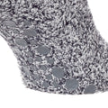 Grey - Lifestyle - FLOSO Kids Warm Slipper Socks With Rubber Non Slip Grip