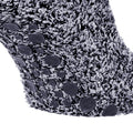 Navy - Side - FLOSO Mens Warm Slipper Socks With Rubber Non Slip Grip