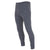 Charcoal - Front - FLOSO Mens Thermal Underwear Long Johns-Pants (Viscose Premium Range)