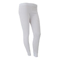 White - Front - FLOSO Ladies-Womens Thermal Underwear Long Jane-Johns (Standard Range)