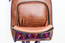 Load image into Gallery viewer, CHELSEA Small Backpack 0004