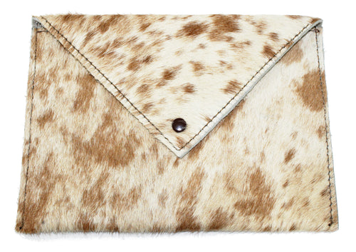 COWHIDE Pouch 0001