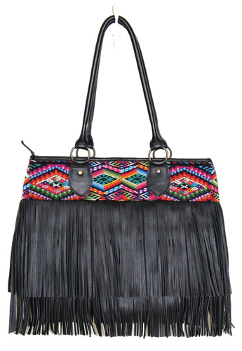 DEDE Fringe Bag - Medium 0003