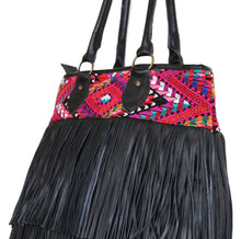 Load image into Gallery viewer, DEDE Fringe Bag - Large 0003