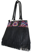 Load image into Gallery viewer, DEDE Fringe Bag - Large 0004