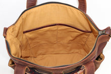 Load image into Gallery viewer, ELENA Medium Convertible Day Bag - Leather Pocket 0005