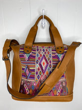 Load image into Gallery viewer, MoonLake Designs handmade Renata Medium Melata Bag with crossbody adjustable strap