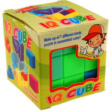 Load image into Gallery viewer, IQ Puzzle Cube