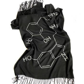 Serotonin and Dopamine Scarf