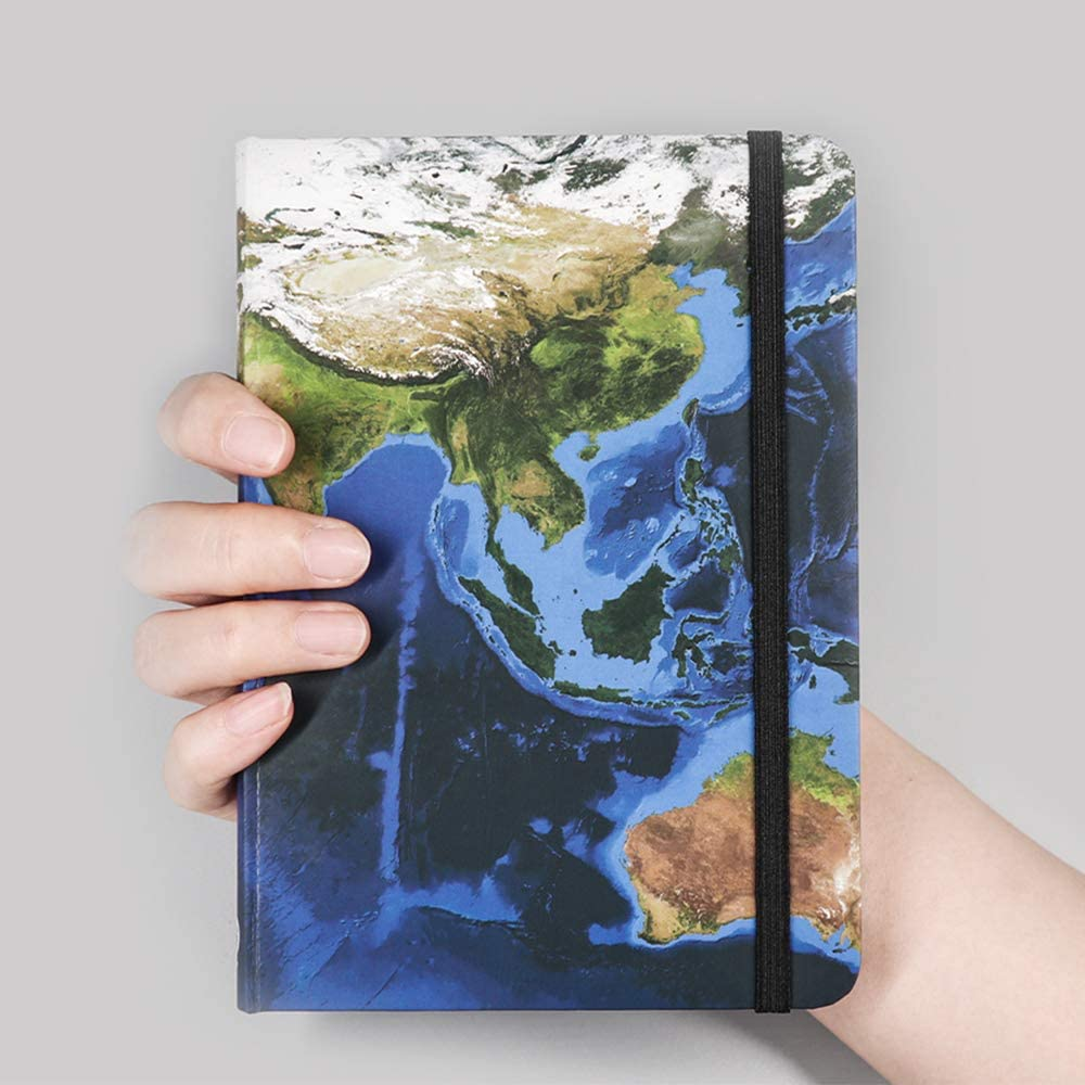 EARTH AR Notebook