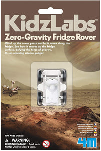 KidzLabs Zero-Gravity Fridge Rover