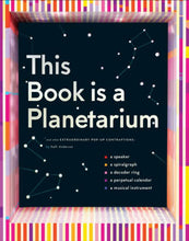 Load image into Gallery viewer, This Book is a Planetarium