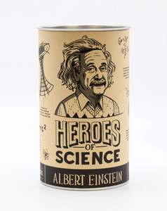 Albert Einstein Pint Glass