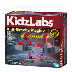 KidzLabs Anti-Gravity Maglev Science Kit