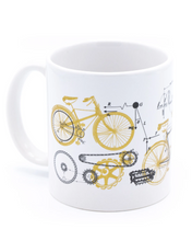 Load image into Gallery viewer, Bicycle Science 20 oz Mega Mug