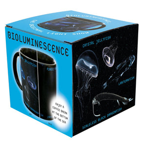 Bioluminescence Disappearing Mug