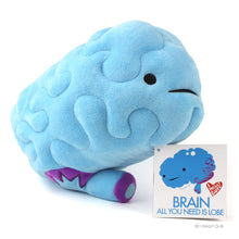 Load image into Gallery viewer, Brain Plush