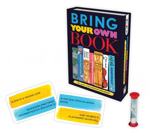 Bring Your Own Book - The Game of Borrowed Phrases