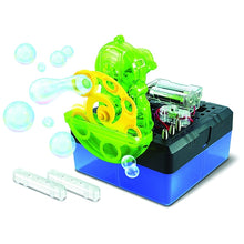 Load image into Gallery viewer, connex bubble science kit biggest bubbles experiment liquids educational science kits knowledge simple physics ages 8+ activities realistic concepts physical theory toy toys science science kit clearance
